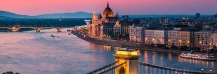 Central Europe: Prague, Vienna and Budapest