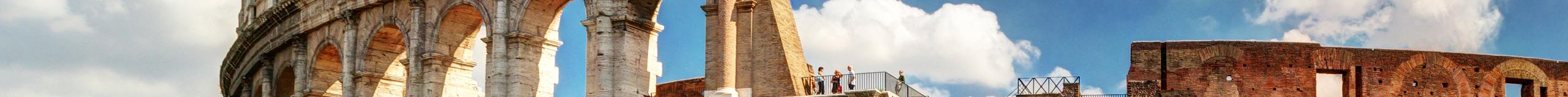 Découverte du Nord de l'Italie,</br> la Toscane et Rome