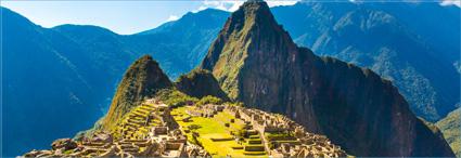 Peru Adventure :</br>From Oasis to Machu Picchu