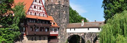 Germany and Austria : Munich, <br/>Salzburg, Nuremberg and Berlin