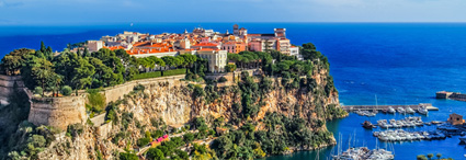 France : French Riviera,<br/>Provence and Paris
