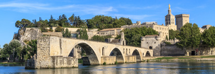 France : Paris,<br/>Provence and Languedoc