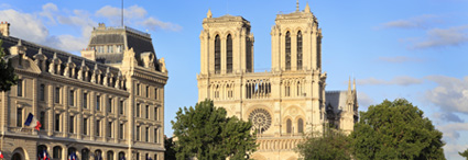 France :<br/>Paris and Normandy