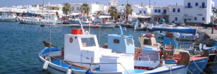 Greece: Santorini and Paros Islands