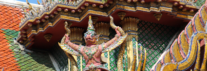 Les merveilles<br/>de la Thaïlande