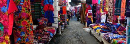 Immersion linguistique </br>au Guatemala
