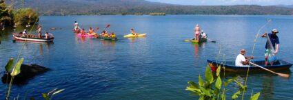 Sport et culture <br>au Nicaragua