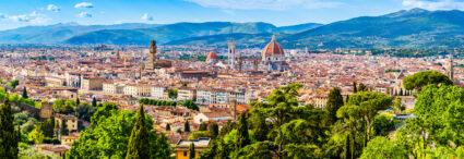 Découverte de la Toscane</br>et Rome
