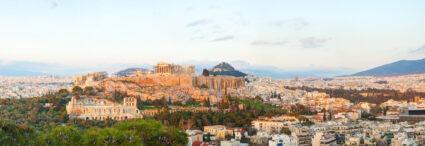 La Grèce </br>continentale