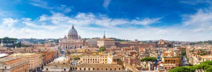 Aventure ferroviaire </br>en Italie