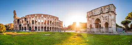 Paris et Rome,<br/>les grandes capitales