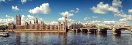 Londres et Rome,</br>les grandes capitales